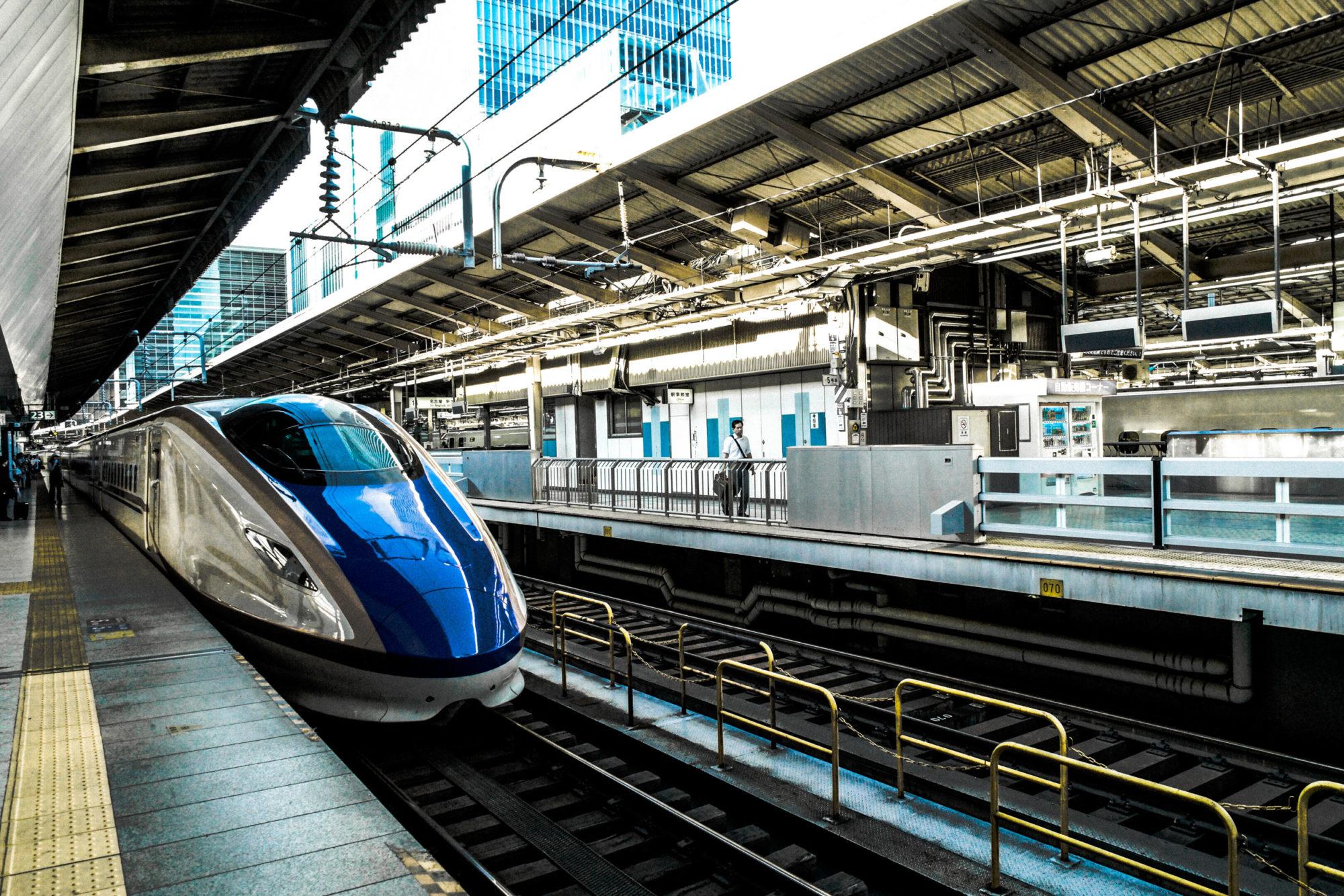 Transport tåg