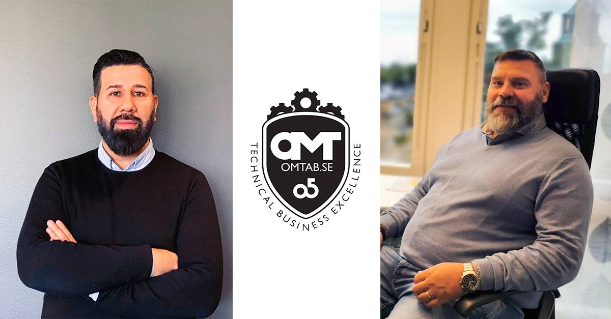 Ali och Dan OMT engineering