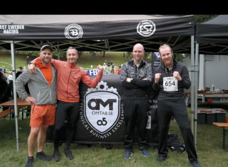OMT stadslopp 2021 Team